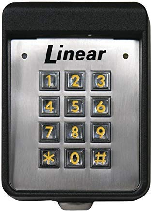 LINEAR AK-11 Exterior Digital Keypad electronic consumer by LINEAR