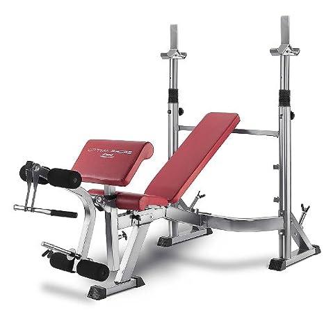 BH Fitness Trainingsbank G330 Optima Press - Banco Multiposición ...