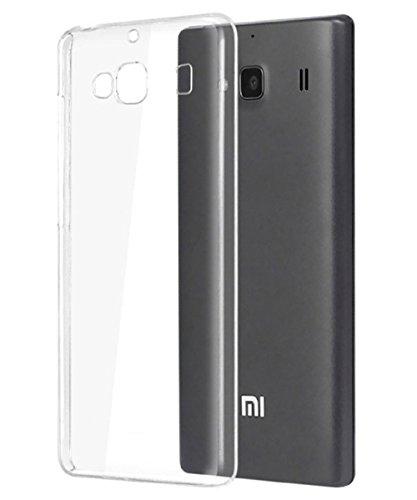 COVERNEW Back Cover Xiaomi Mi 2S::Xiaomi Redmi 2 Prime   Transparent