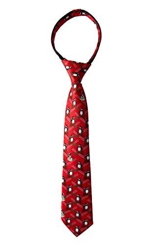 Christmas Zipper Tie - 2