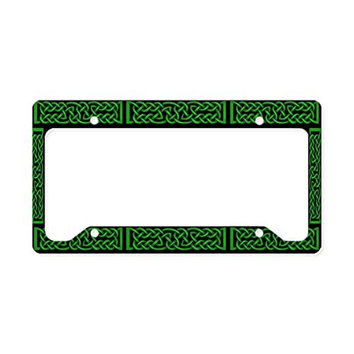 license plate frame celtic knot - 7