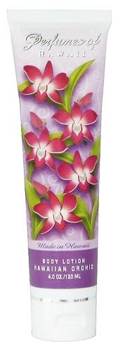 Perfumes of Hawaii Body Lotion 4 oz. Orchid ()