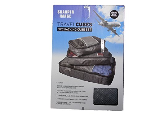 sharper-image-travel-cubes-3-pc-packing-cube-set-grey