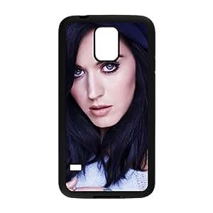 High Quality TPU Case Cover de Katy Perry de maquillaje de Ha de de Long Hair Custom Perfect Case for Samsung Galaxy S5