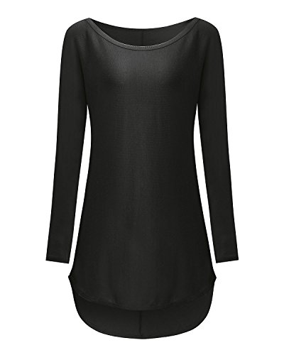 Auxo Womens Sleeve Pullover Sweater