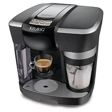 The Keurig Rivo Cappuccino and Latte System (Discontinued)