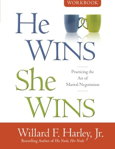 Download He Wins, She Wins Workbook: Practicing the Art of Marital Negotiation pdf epub