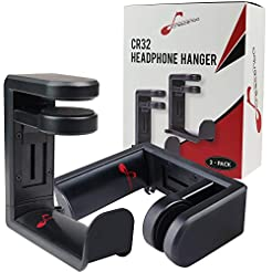 Crescendo Headphone Hanger Hook (2 Pack)...