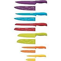 12-Piece Farberware Non-Stick Resin Cutlery Knife Set