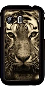 Funda para Samsung Galaxy Y (S5360) - Tigre by WonderfulDreamPicture