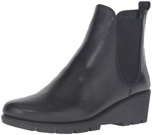 La Chaussure De Cheville De Femmes Flexx Mince, Nous Cachemire Noir