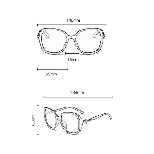 Mode Personnalité C3 Lunettes Conduite Lumière Soleil Coloré Anti Miroir Couleur UV de Pilote Ms Tendance C5 vertiges Polarisé Anti wUPWzqRw