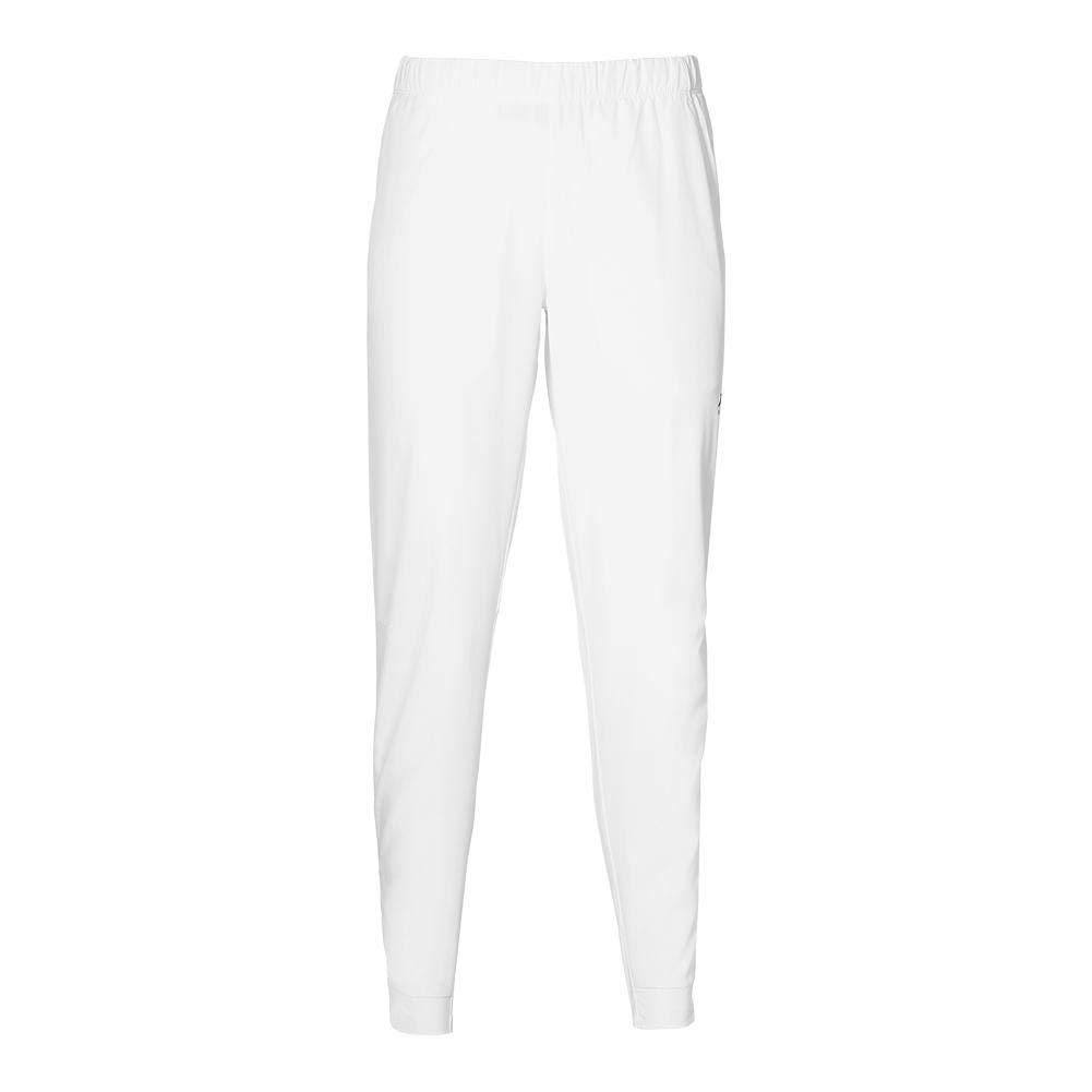 ASICS-Women`s Practice Tennis Pant-(191497684733) Brilliant White