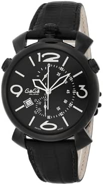 (ガガミラノ) GAGA MILANO 腕時計 #509901bk-n 並行輸入品