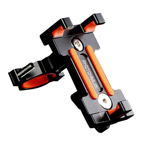 Homyl ユニバーサル バイク 自転車ハンドルバーホルダー 携帯電話 GPS用