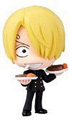 "One Piece: Deformaster Petit DMP Vol 1 Trading Figures With Base ~2.5"" - Sanji"