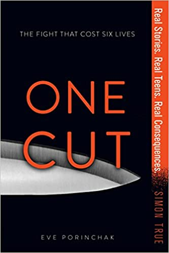 Image result for One Cut (Simon True) by Eve Porinchak