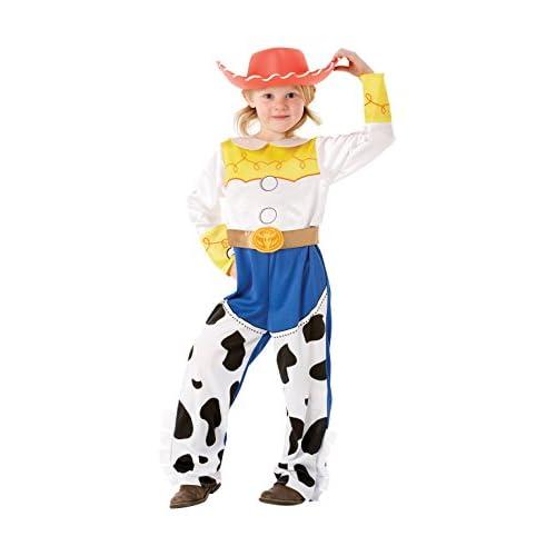 Déguisement Enfant Costume Fille Jessie Toy Story Disney