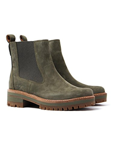 Courmayeur Valley Green Unisex Classic Chelsea Boots A1j5u Green Timberland Adults' 1qpgxgH