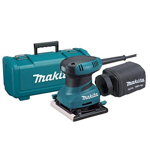 Makita BO4556K 2.0 Amp 4-1/2-Inch Finishing Sander with Case