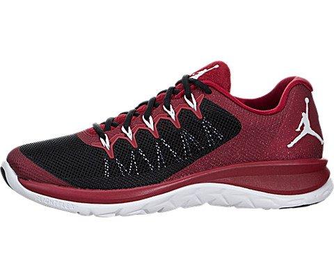 Nike Jordan Men's Jordan Flight Runner 2 Gym Red/White/Black Running Shoe 13 Men US