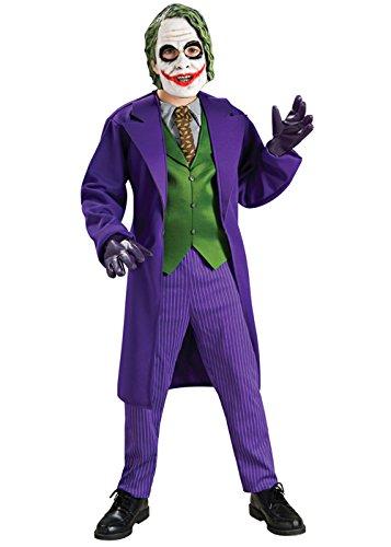 Childs The Joker Deluxe Fancy Dress Costume Medium 5-7 years (Joker Fancy Dress Costumes)