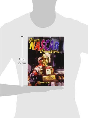 Great NASCAR Champions by Crabtree Pub Co (Image #2)