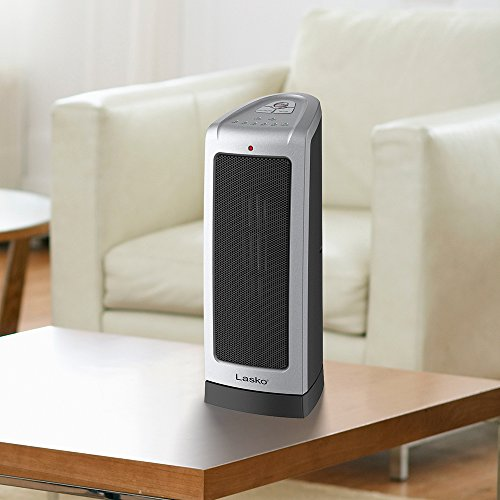 Lasko 5309 Electronic Oscillating Tower Heater, Digital Controls by Lasko (Image #2)