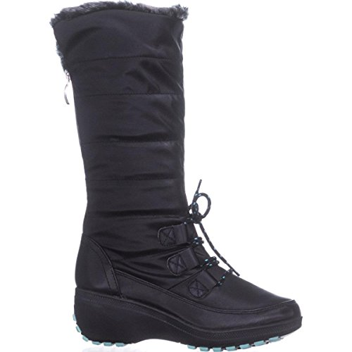 Tall Boots Black Weather Ashton Cold Khombu zfwqYHSR