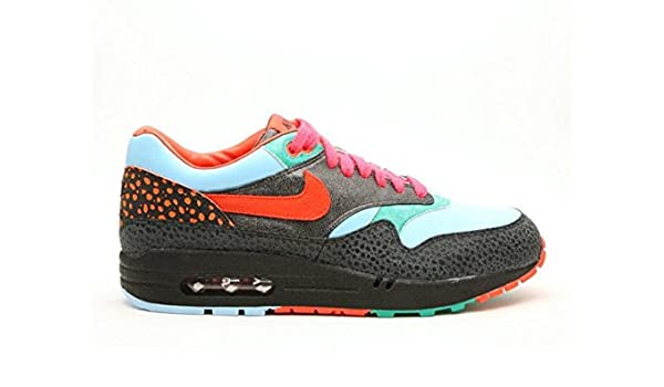 Air Max 1 Supreme Tech Pack - 321734-061 - Size 10 -: Amazon.es: Zapatos y complementos