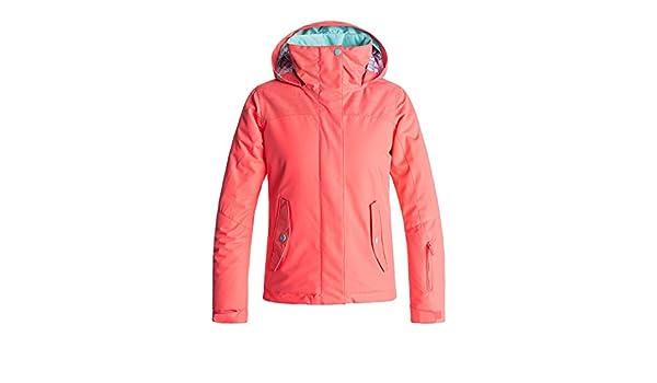 Roxy Jetty - Chaqueta para Nieve para Chicas 8-16 ERGTJ03040: Roxy: Amazon.es: Ropa y accesorios