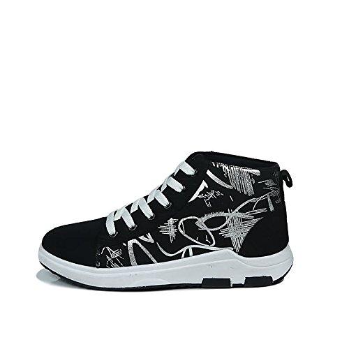 e Top ginnastica shoes High da colorate Shufang Scarpe nuevo casual sono 2018 moda Canvas uomo dxX1Owv