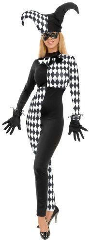 Diamond Jester Adult Costume (Adult Diamond Jester Costumes)