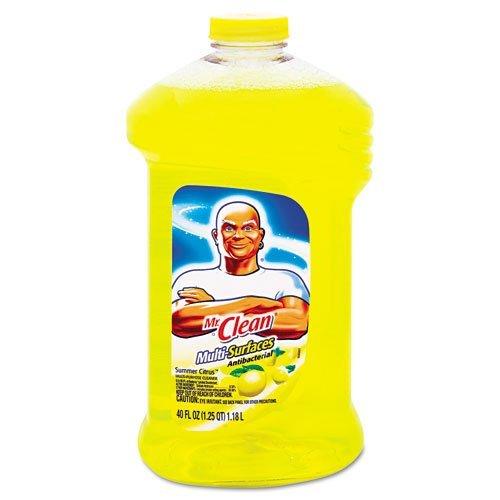 Amazon.com: Mr. Clean Multi-Surfaces Summer Citrus