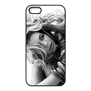 Customize Famous Singer Beyonce Back Case for iphone 5 5S JN5S-2403