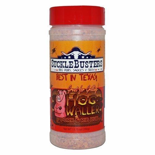 UPC 858389003958, Hog Waller BBQ Rubs 13.75 oz