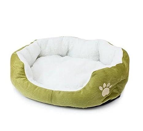 Tick Tocking Invierno cálido Oveja Cordero Trompeta Perro caseta: Amazon.es: Productos para mascotas