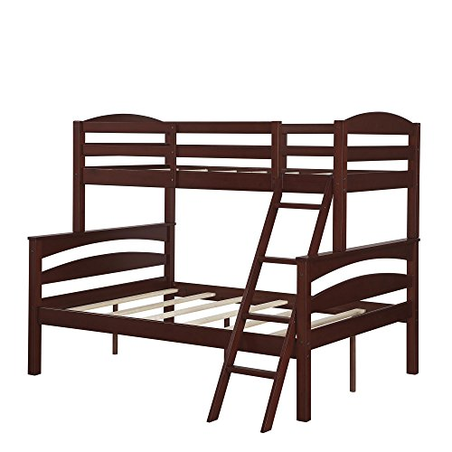 espresso bunk beds for kids - 2