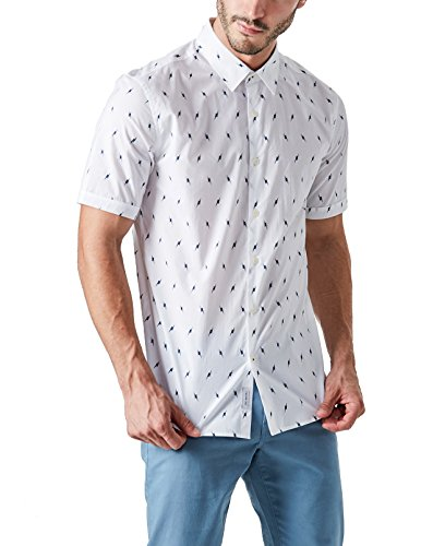 7 Diamonds Thunderbolt Short Sleeve Shirt (XX-Large) 7 Diamonds Clothes