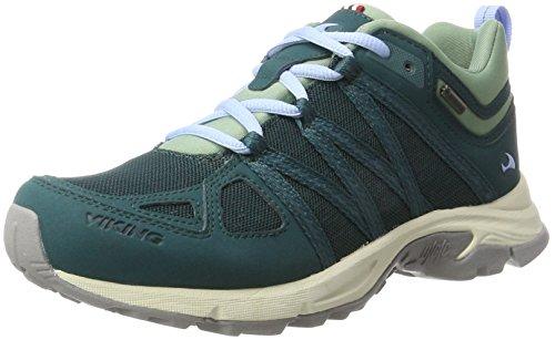 Donne Viking Impulso Gtx Ii W Scarpe Fitness Allaperto Verde (verde Scuro / Verde)