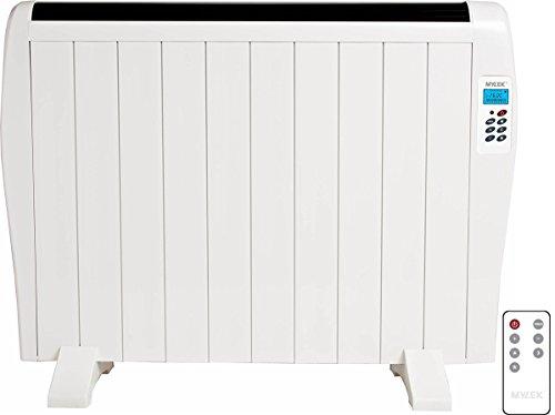 MYLEK Lumi 1.5kW Aluminium Electric Panel Heater | Energy Efficient, Open...