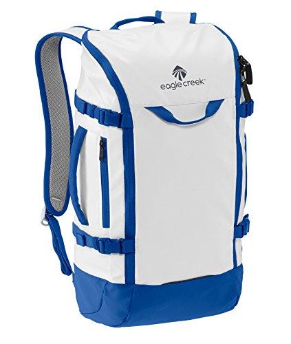 Eagle Creek No Matter What Top Load Backpack, White/Cobalt