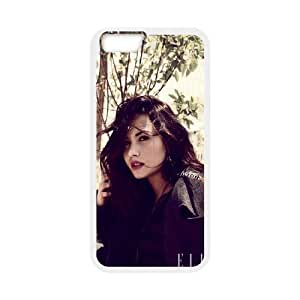 "XOXOX Phone case Of Demi Lovato Cover Case For iPhone 6 Plus (5.5"") [Pattern-3]"