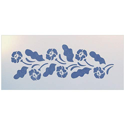 Primrose Border Stencil - The Artful Stencil
