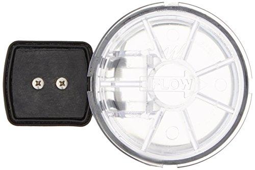 Waterway Plastics 806105102928 Valve Assembly Lock Ring Style No Screws ()