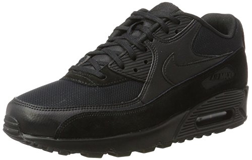 NIKE Black Donna Scarpe 90 Black Air Max Black Nero Running aqrTaw