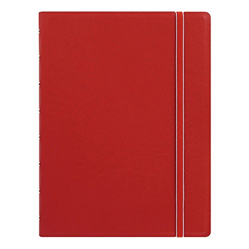 Filofax Red Leather Bag - 1