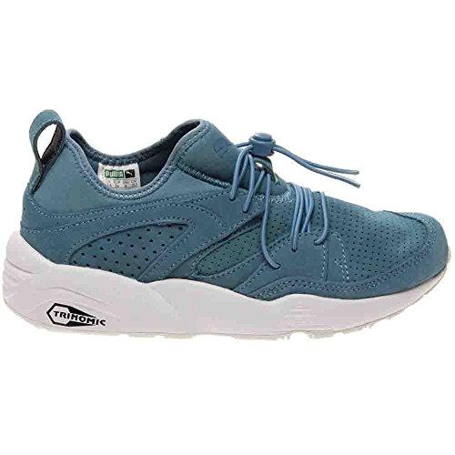 350735513914 well-wreapped Puma Blaze of Glory Soft Women US 7 Blue Sneakers ...