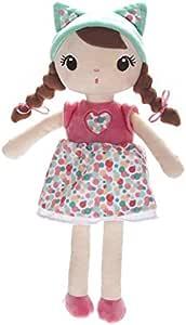 Eureka Kids- Kirumy Aby Muñeca de Trapo, 38 cm (Eurekakids ...