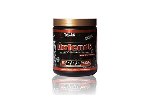 DefendR – High Dose Vitamin C Powder (60 Servings) 5,000mg in 1 scoop Review
